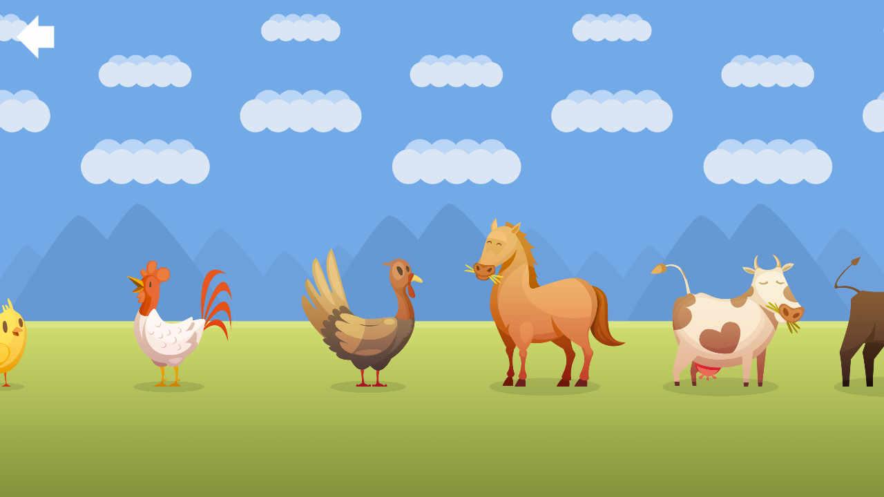Farm Animal Sounds Far Kingdoms