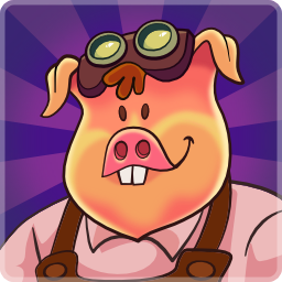 App Icon: The Three Little Pigs