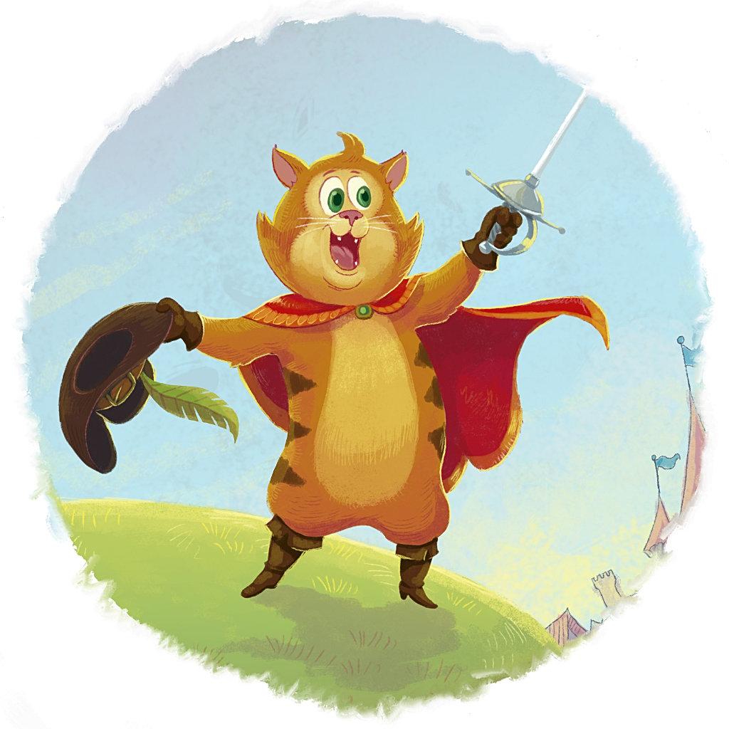 O Gato De Botas Far Kingdoms